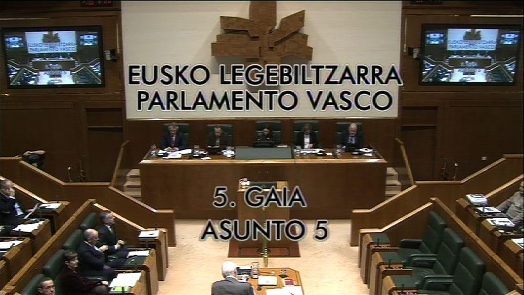 Pregunta,  Gorka Maneiro Labayen, grupo Mixto-UPyD,  sobre si se siente capaz de seguir siendo lehendakari del Gobierno Vasco. [7:51]