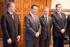 Lehendakariak Paraguai-ko Industria eta Merkataritza ministroa hartu du