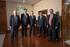 El lehendakari recibe a responsables de la Real Congregación de San Ignacio