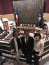 Txileko Senatuko presidentearen inbestidura ekitaldian izan da Eusko Jaurlaritza