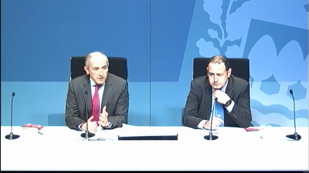 El Gobierno vasco celebra la segunda jornada de trabajo para impulsar los valores de la Buena Gobernanza entre las y los cargos públicos [98:23]
