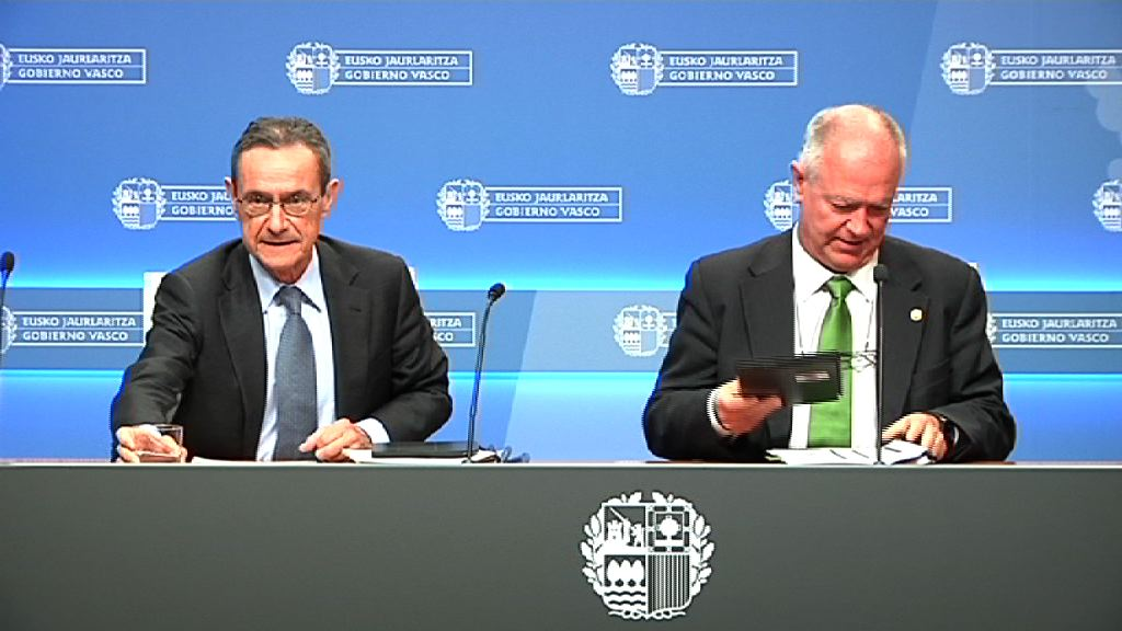 Jaurlaritzak 43 milioi euro bideratuko ditu premia handiena duten taldeen enplegua sustatzeko [30:11]