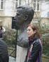 El Gobierno Vasco cede el busto de Lauaxeta al Ayuntamiento de Vitoria-Gasteiz