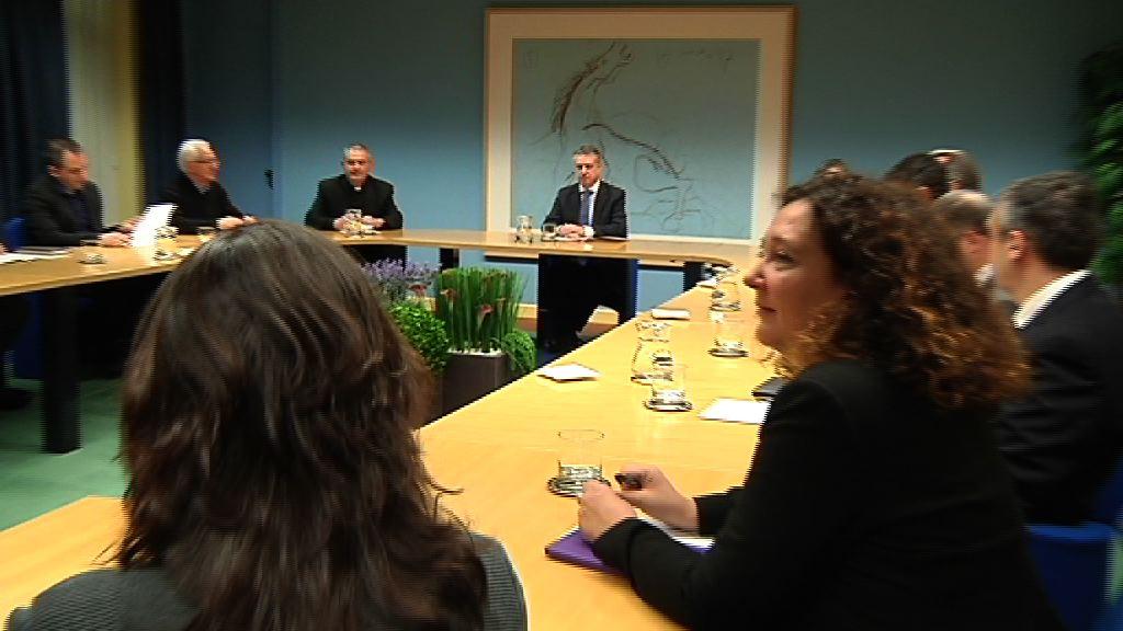 El Gobierno Vasco encarga un informe sobre las políticas públicas de convivencia entre personas de diferentes creencias religiosas  [15:47]