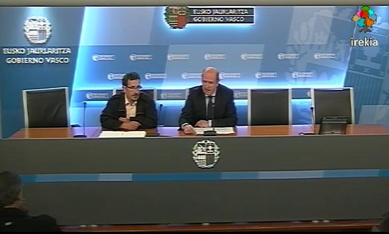 El Gobierno Vasco refuerza medidas para la producción ecológica profesional  [38:44]