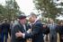 El lehendakari rinde homenaje a los gudaris del Batallón Gernika en el 70 aniversario de la batalla de la Pointe de Grave