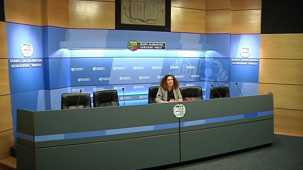 Primera valoración del Gobierno Vasco en relación con la sentencia sobre el decreto de reconocimiento a víctimas de vulneración de derechos humanos en el periodo 1960-1978 [13:58]