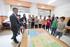 El lehendakari conoce de primera mano la experiencia del Programa Coeducativo Nahiko en las aulas