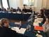 Cristina Uriarte preside la reunión de la Asociación Europea para el Aprendizaje a lo Largo de la Vida