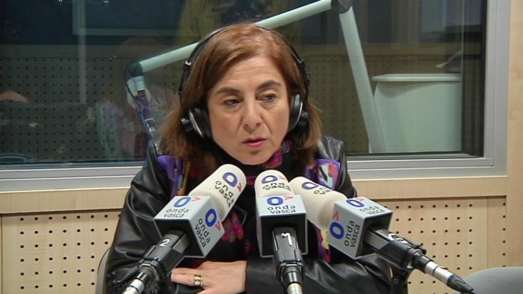 Cristina Uriarteri elkarrizketa Onda Vascan [14:19]