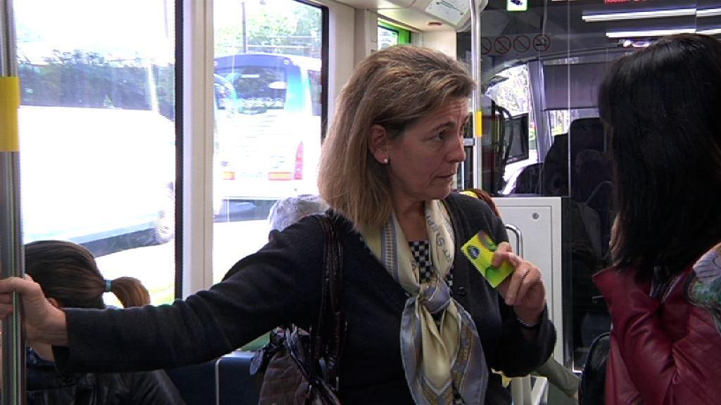 "Oregi: ""la tarjeta Mugi de Gipuzkoa ya es válida para viajar en el tranvía de Vitoria-Gasteiz"" [8:33]"