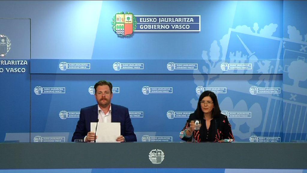 La ONU premia al Gobierno Vasco por sus políticas de igualdad y de participación ciudadana [15:23]
