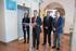 El lehendakari Iñigo Urkullu visita el Instituto Politécnico Easo de Donostia-San Sebastián