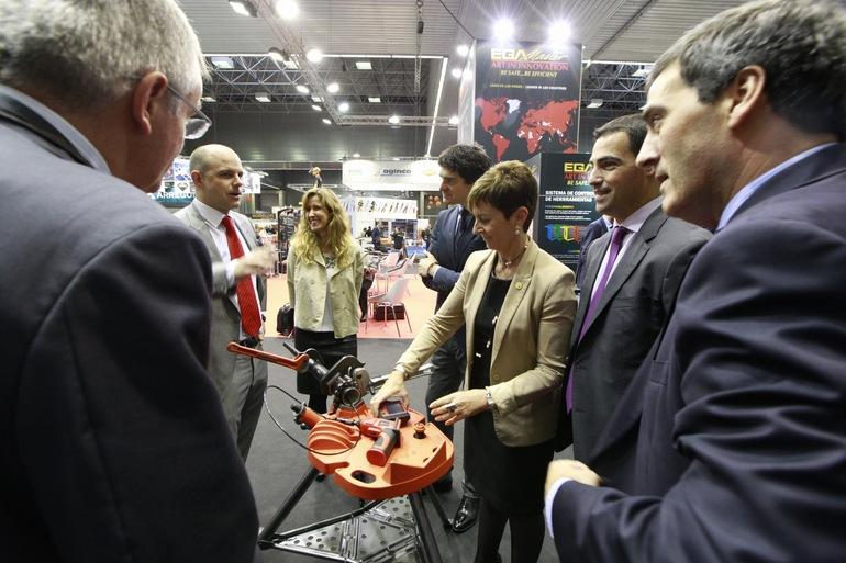 Arantxa Tapia Inaugura la Semana Industrial del BEC