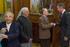 El lehendakari recibe a la comunidad educativa del Colegio Paula Montal
