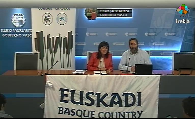 Basquetour-Gobierno Vasco promocionará el destino Euskadi en Málaga con motivo de la III Bandera Euskadi Basque Country [13:56]