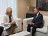 El lehendakari se reúne con la ministra de Baviera para estrechar la cooperación y realizar un seguimiento de los acuerdos comunes
