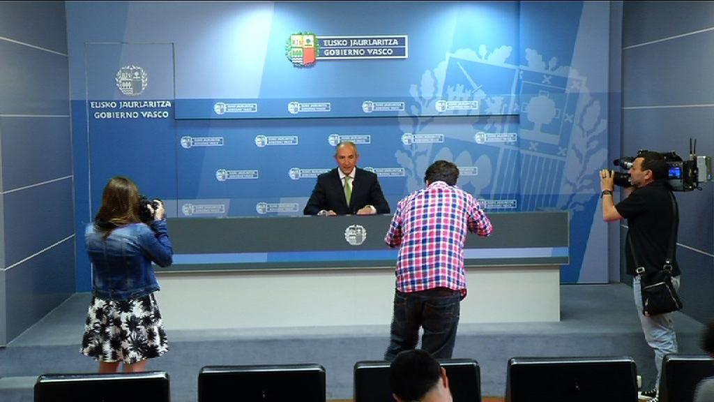 El Gobierno  Vasco aprueba el proyecto de ley que reordena y moderniza su servicio jurídico  [41:20]
