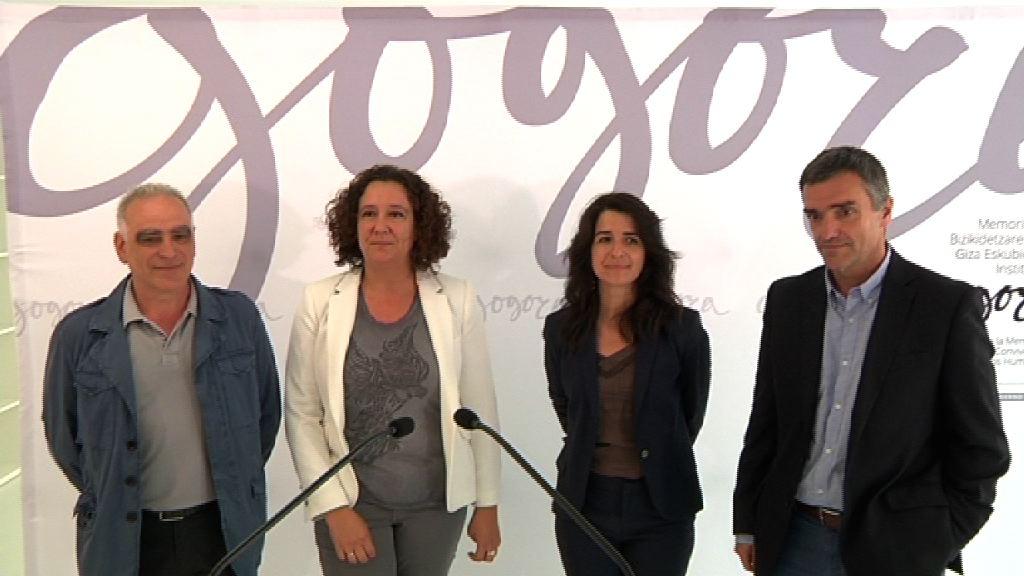 El Instituto de la Memoria, la Convivencia y los Derechos Humanos da sus primeros pasos [14:47]