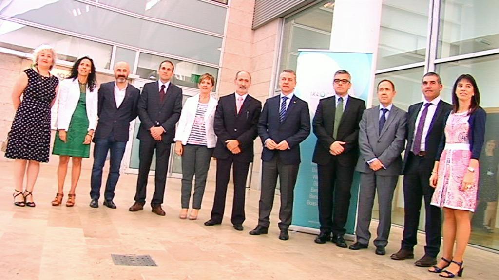 El Gobierno trabaja para consolidar a Euskadi como referente en Europa en I+D+i [6:42]