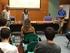 Cristina Uriartek harrera egin die Skills 2015 txapelketan Euskadi ordezkatu duten Lanbide Heziketako ikasleei