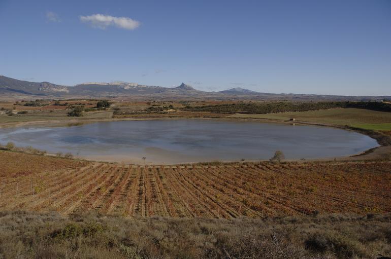 Las lagunas de Laguardia, en su proceso final para ser declaradas Zona Especial de Conservación-ZEC