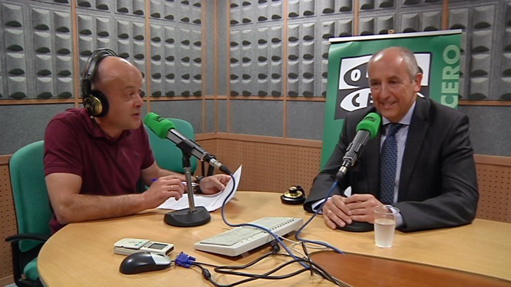 """Erkoreka lamenta que Rajoy no haya aprovechado la legislatura para cerrar el capítulo de ETA """"de forma consensuada"""" y aboga por el adelanto electoral [20:29]"""