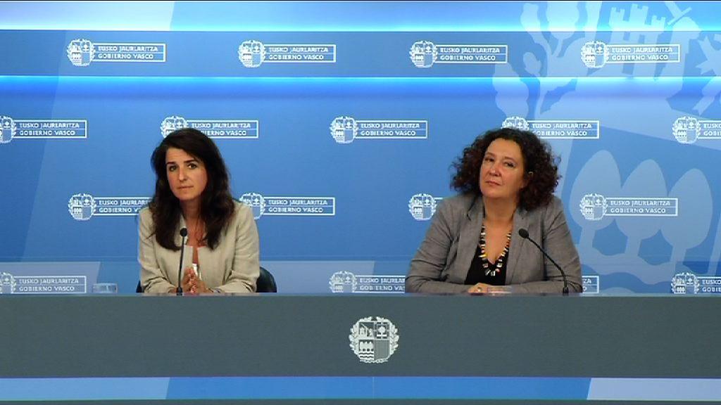El Gobierno Vasco recoge las vulneraciones de derecho a la vida de los últimos 50 años en 128 retratos municipales [25:30]