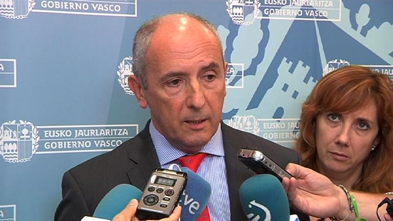 El Gobierno Vasco valora la operación policial contra ETA