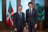 El lehendakari ha recibido a los diputados generales de Araba, Bizkaia y Gipuzkoa