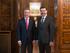 El lehendakari recibe al presidente de la Corte Interamericana de Derechos Humanos