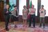 Lehendakariak Polizia eta Suhiltzaileen Munduko Txapeletan dominak jaso dituzten ertzainak hartu ditu