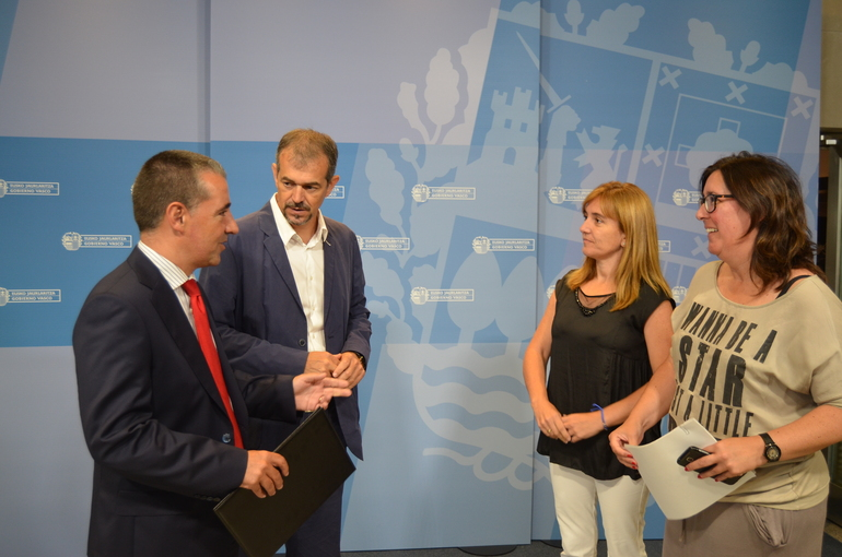 The Basque Government announces €1.8 million in subsidies for local authority actions to promote sustainable development