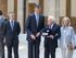 El Rey Felipe VI, acompañado por el lehendakari, ha entregado el II Premio Reino de España a la Trayectoria Empresarial