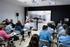 El lehendakari visita el Área de Alta Seguridad Biológica del Hospital Donostia