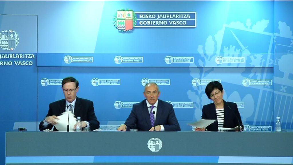 Jaurlaritzak Euskadiko aurrezki kutxa eta banku fundazioen lege proiektua onartu du [46:39]