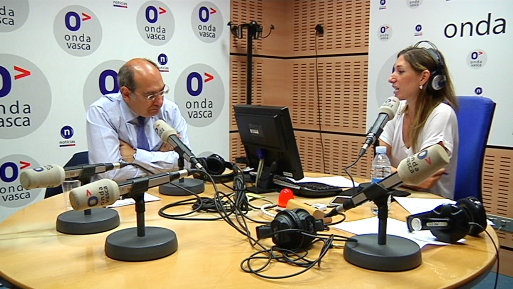 Darpón trasladará hoy al Consejo Asesor de Vacunación de Euskadi la propuesta para adelantar la vacuna de la varicela [15:43]