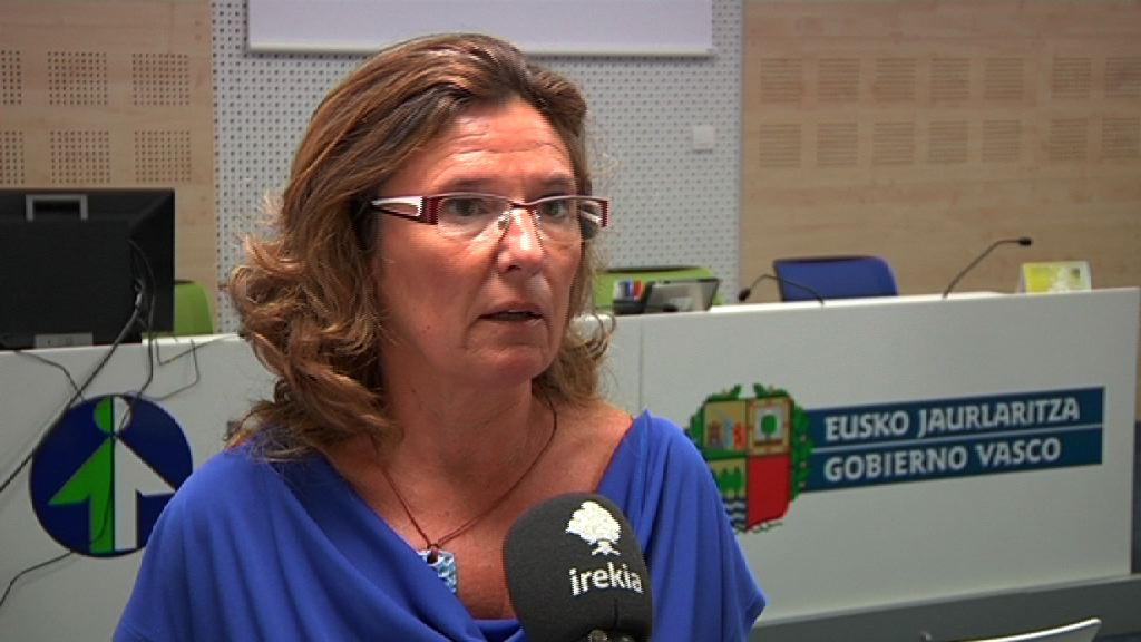 Euskadi tiene 13.520 parados menos que hace un año y 11.898 menos que en enero [2:54]