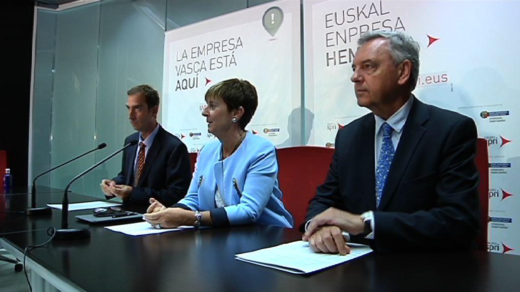 El Gobierno vasco lanza INDARTU, programa para atraer inversiones productivas que generen empleo en la Margen Izquierda y Oiartzualdea [17:22]