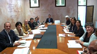 Comision interdepartamental refugiados