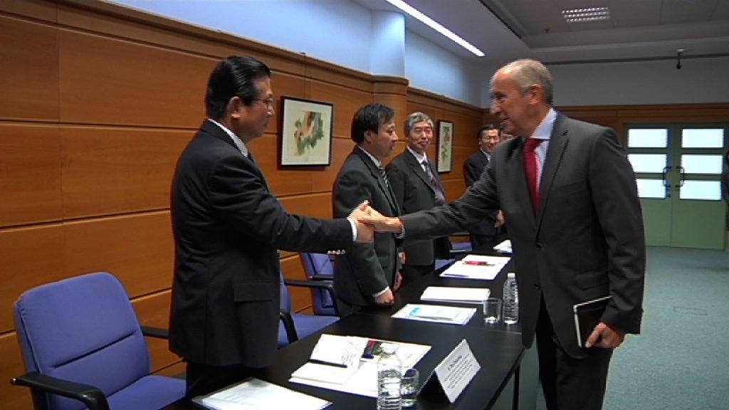 Txinako ordezkaritza bat Euskadin izan da Eusko Jaurlartizak etika eta Gobernantza Ona sustatzeko abiarazitako neurriak ezagutzako [1:21]