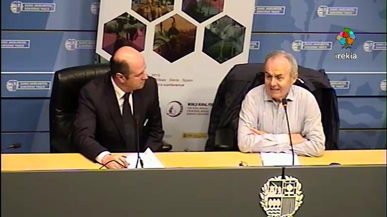 El futuro de la Agricultura Familiar a debate en la V Conferencia Global del Foro Rural Mundial [25:00]
