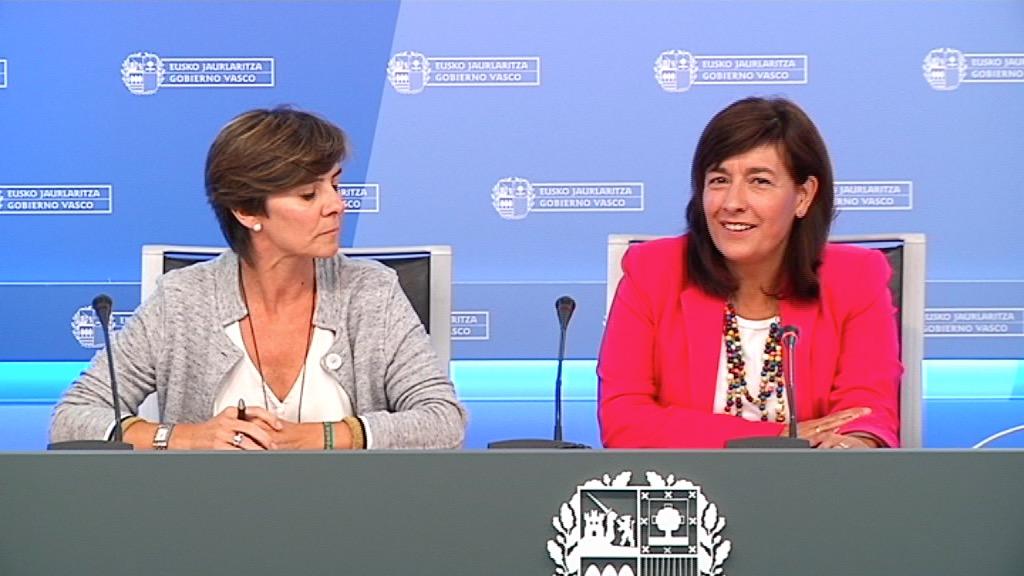 Las personas que llegan a Euskadi para asistir a Congresos estan más satisfechas, alargan su visita y gastan más en las tres capitales vascas [56:52]