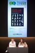 Monika Hernando presenta la nueva iniciativa `Zinexit Topaketak` dentro de la Muestra de Cine Hacia la Convivencia