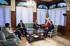 El lehendakari recibe al embajador de Bélgica en Ajuria Enea