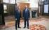 El lehendakari recibe al embajador de la República Dominicana Anibal de Castro