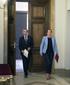 """El lehendakari y la presidenta de Navarra muestran su deseo de """"fortalecer y ampliar las relaciones"""" entre las dos comunidades"""