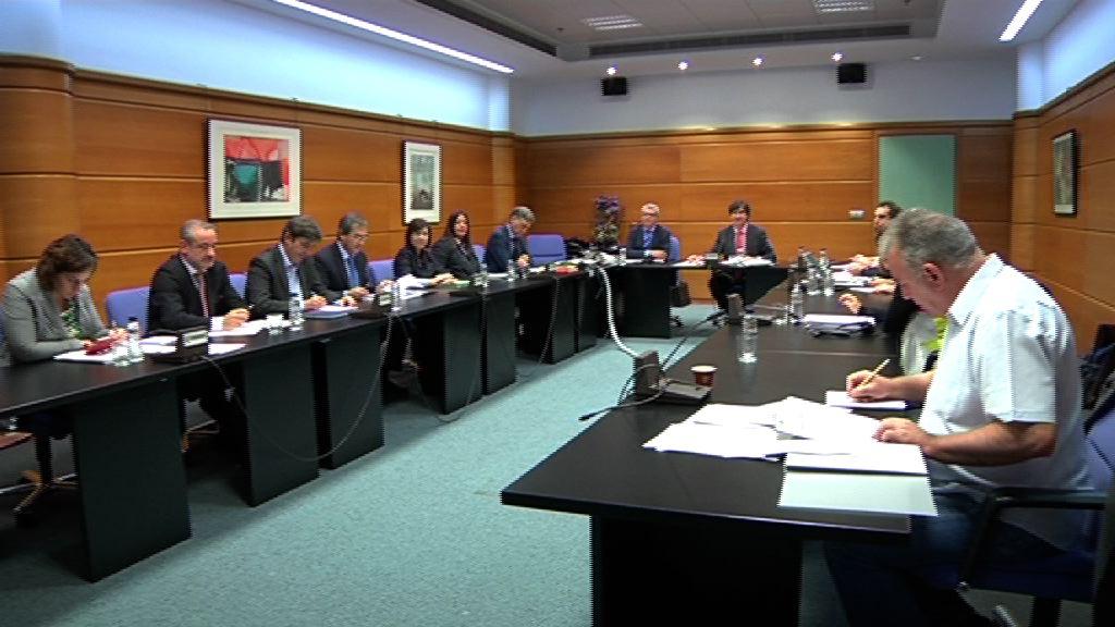 Las Administraciones Públicas vascas avalan la futura Ley de Empleo Público Vasco que encara a partir de hoy su recta final de tramitación [6:57]