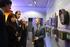 Visita de Arantxa Tapia a la planta central de SIEMENS en Amberg (Baviera)