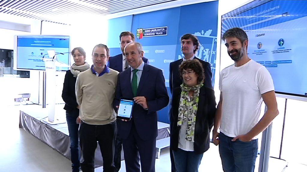 El Gobierno presenta la nueva www.euskadi.eus, un moderno portal de uso sencillo y plenamente accesible, para interactuar con la ciudadanía [22:02]